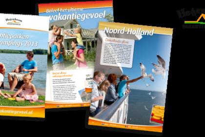 Vakantiegids 2013 (Hogenboom Vakantieparken)