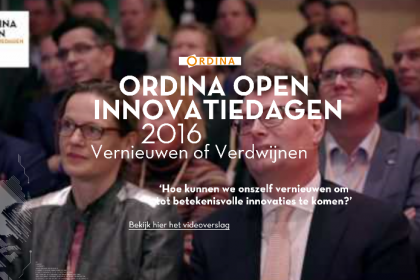 Innovatiemagazine Ordina